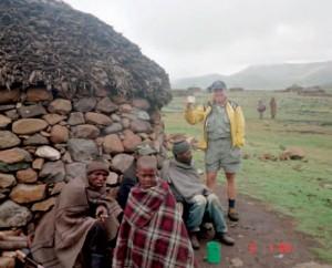 Sheppard in Africa